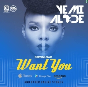 Yemi Alade - Want You (Outtakes) | Instrumental